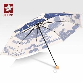 西湖十景文创礼品伞