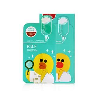 【可莱丝】动物面膜(绿色莎莉鸡)10片/盒
