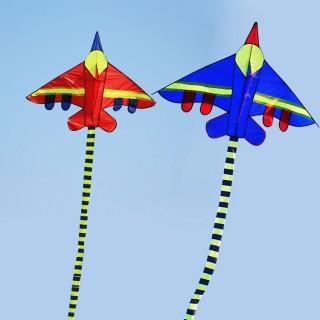 长尾战斗机风筝