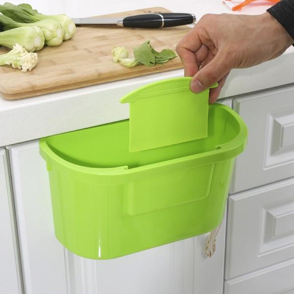 创意厨房塑料垃圾桶