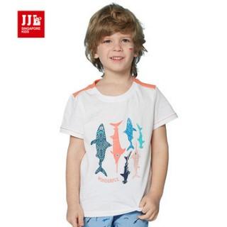 童纯棉卡通衣服