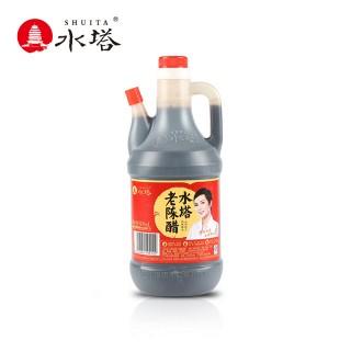 9折/【水塔】山西老陈醋瓶装420ml                         ¥ 9.
