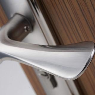 简约现代欧式室内卧室房门锁具套装
